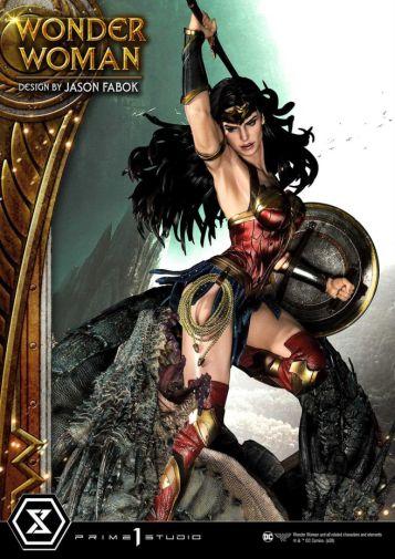 Prime 1 Studio - Wonder Woman - Wonder Woman vs Hydra - 23