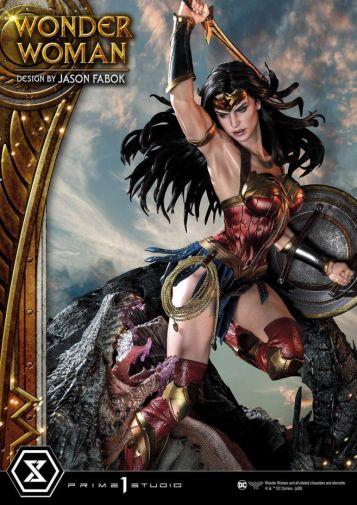 Prime 1 Studio - Wonder Woman - Wonder Woman vs Hydra - 25