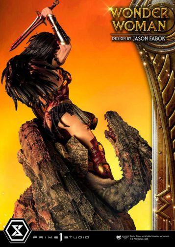 Prime 1 Studio - Wonder Woman - Wonder Woman vs Hydra - 26