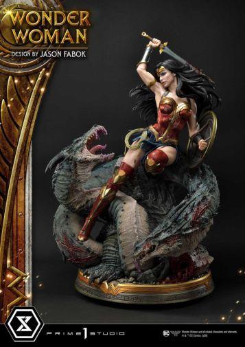 Prime 1 Studio - Wonder Woman - Wonder Woman vs Hydra - 35