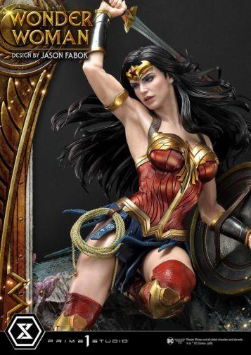 Prime 1 Studio - Wonder Woman - Wonder Woman vs Hydra - 36