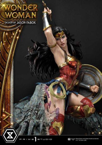 Prime 1 Studio - Wonder Woman - Wonder Woman vs Hydra - 38