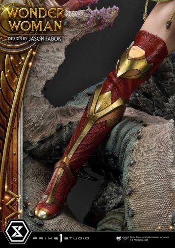 Prime 1 Studio - Wonder Woman - Wonder Woman vs Hydra - 39