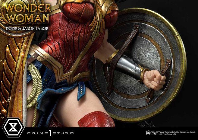 Prime 1 Studio - Wonder Woman - Wonder Woman vs Hydra - 48
