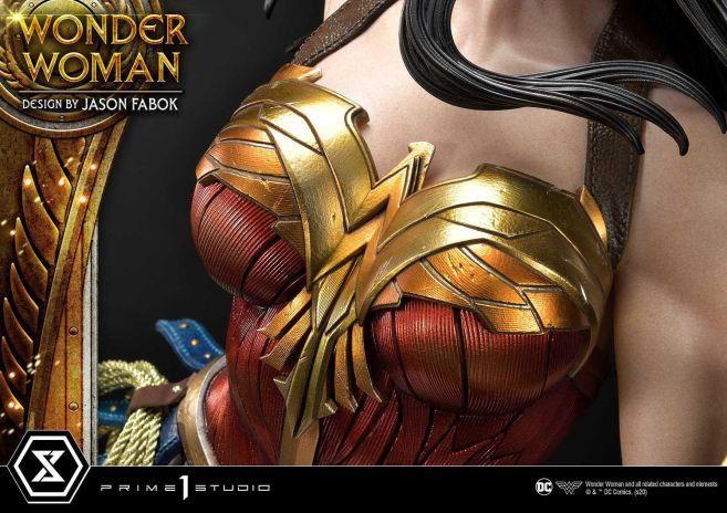 Prime 1 Studio - Wonder Woman - Wonder Woman vs Hydra - 49