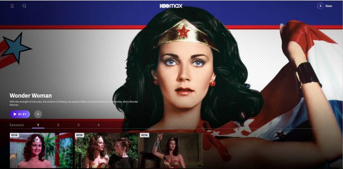Wonder Woman TV Series - HBO Max - Featured - 01