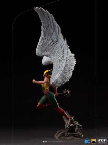 Iron Studios - DC Comics - Hawkgirl - 05