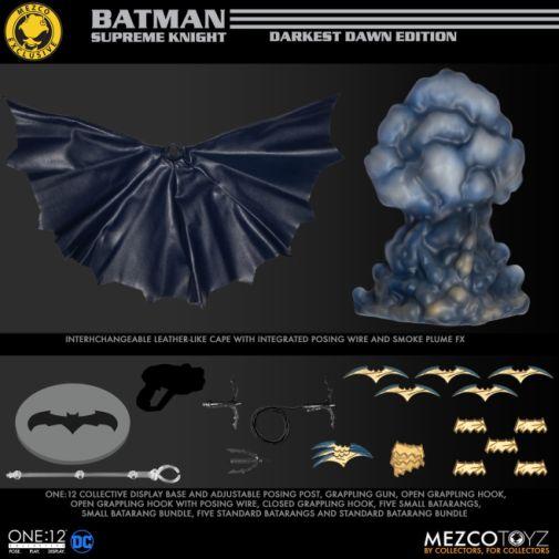 Mezco Toyz - Batman Supreme Knight - Darkest Dawn Edition - 18