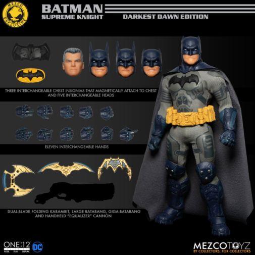 Mezco Toyz - Batman Supreme Knight - Darkest Dawn Edition - 19
