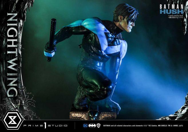 Prime 1 Studio - Batman Hush - Nightwing - 07