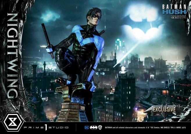 Prime 1 Studio - Batman Hush - Nightwing - 09