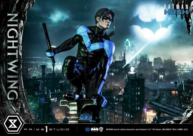 Prime 1 Studio - Batman Hush - Nightwing - 15