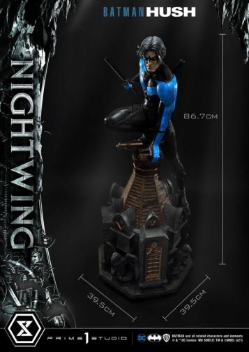 Prime 1 Studio - Batman Hush - Nightwing - 20