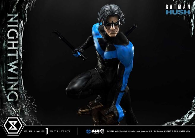 Prime 1 Studio - Batman Hush - Nightwing - 27