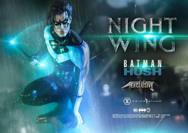 Prime 1 Studio - Batman Hush - Nightwing - 40