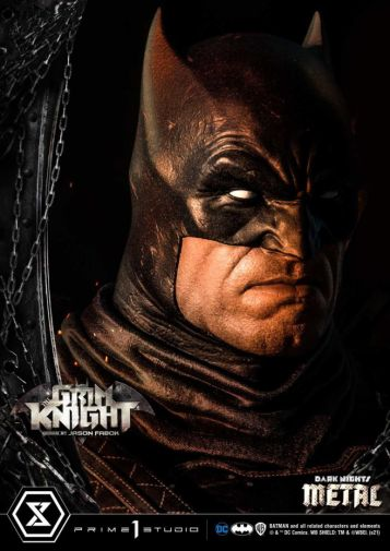Prime 1 Studio - Dark Knights Metal - Grim Knight - 05