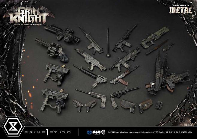Prime 1 Studio - Dark Knights Metal - Grim Knight - 12