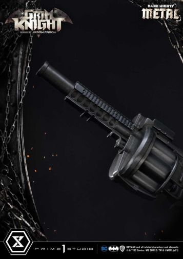 Prime 1 Studio - Dark Knights Metal - Grim Knight - 14