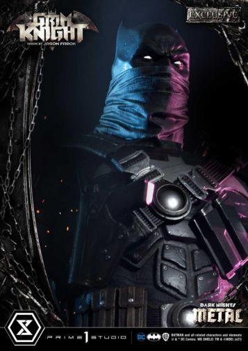 Prime 1 Studio - Dark Knights Metal - Grim Knight - 20