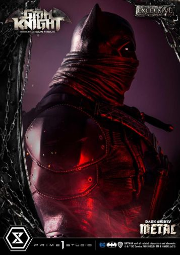 Prime 1 Studio - Dark Knights Metal - Grim Knight - 22