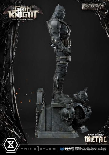 Prime 1 Studio - Dark Knights Metal - Grim Knight - 25