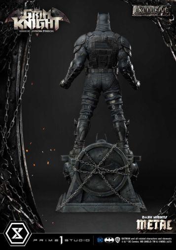 Prime 1 Studio - Dark Knights Metal - Grim Knight - 26