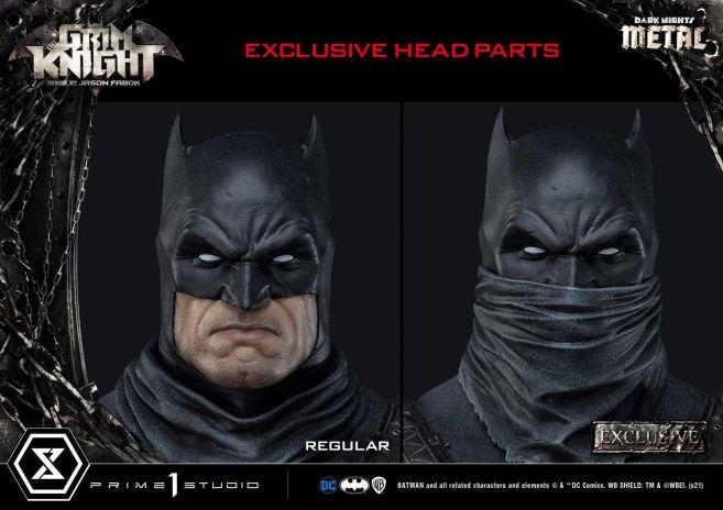 Prime 1 Studio - Dark Knights Metal - Grim Knight - 28