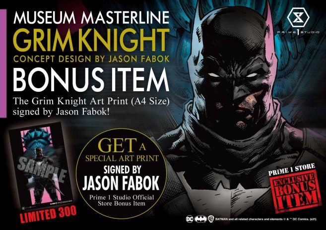 Prime 1 Studio - Dark Knights Metal - Grim Knight - 30