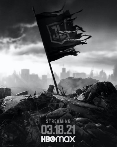 Zack Snyders Justice League - Release Poster - 02