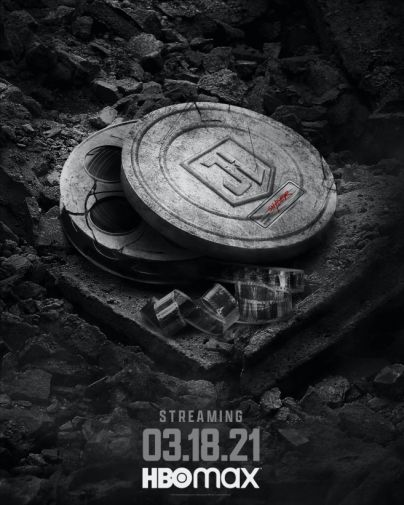 Zack Snyders Justice League - Release Poster - 03