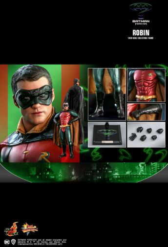 Hot Toys - Batman Forever - Robin - 15