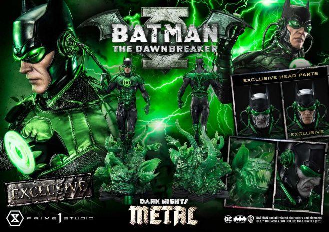 Prime 1 Studio - Dark Nights Metal - The Dawnbreaker - 52