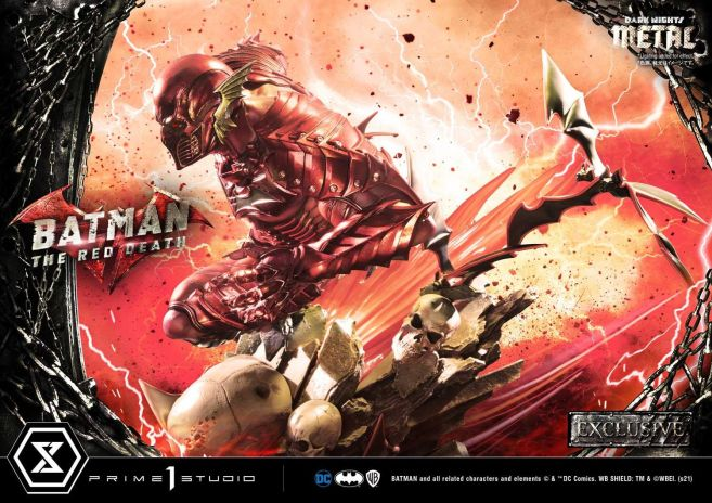 Prime 1 Studio - Dark Nights Metal - The Red Death - 04