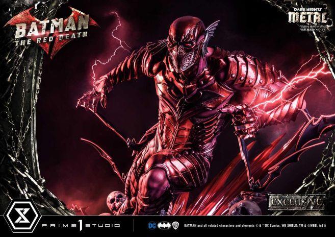 Prime 1 Studio - Dark Nights Metal - The Red Death - 12