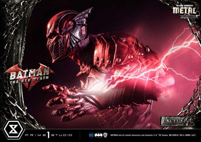 Prime 1 Studio - Dark Nights Metal - The Red Death - 13