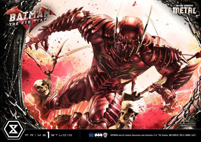 Prime 1 Studio - Dark Nights Metal - The Red Death - 23