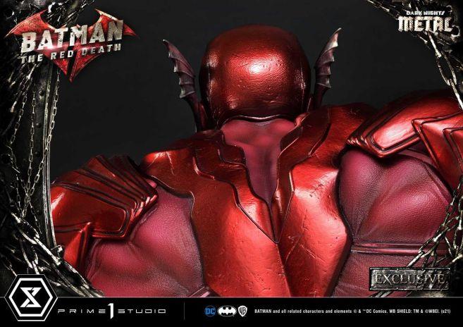 Prime 1 Studio - Dark Nights Metal - The Red Death - 39