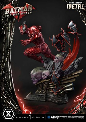 Prime 1 Studio - Dark Nights Metal - The Red Death - 40
