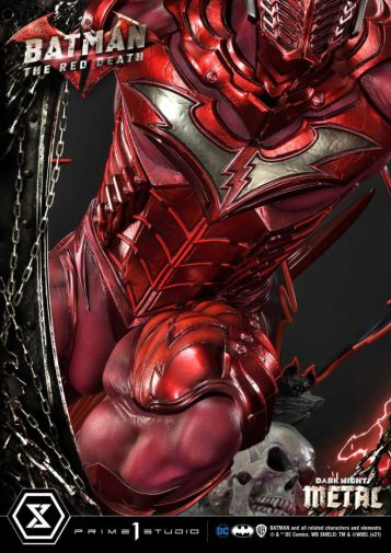 Prime 1 Studio - Dark Nights Metal - The Red Death - 45