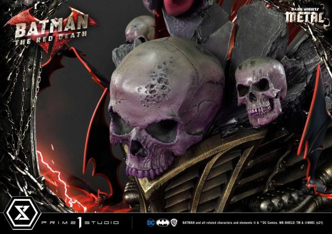 Prime 1 Studio - Dark Nights Metal - The Red Death - 51