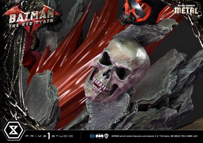 Prime 1 Studio - Dark Nights Metal - The Red Death - 52