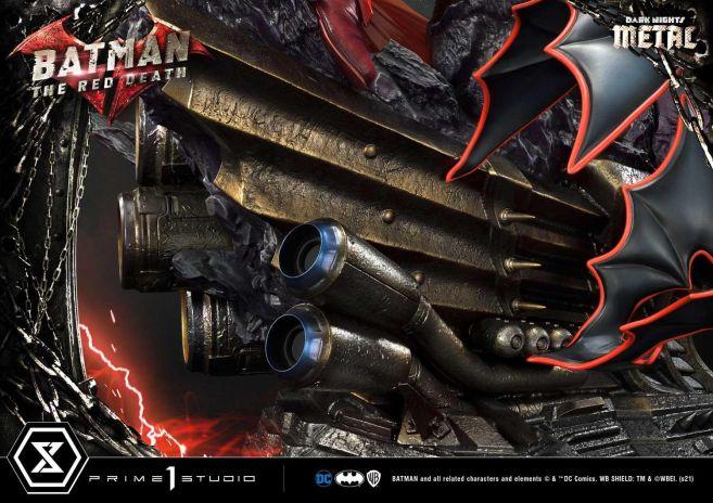 Prime 1 Studio - Dark Nights Metal - The Red Death - 55
