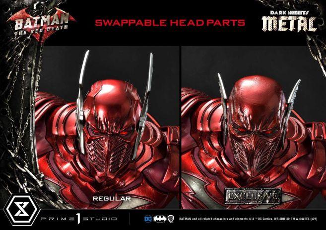 Prime 1 Studio - Dark Nights Metal - The Red Death - 58