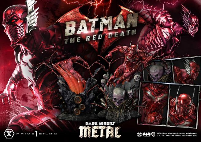 Prime 1 Studio - Dark Nights Metal - The Red Death - 59