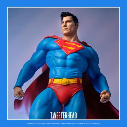 Tweeterhead - Superman - Maquette - 01