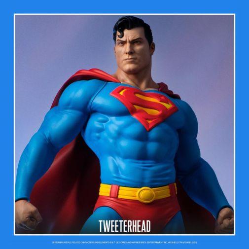 Tweeterhead - Superman - Maquette - 08