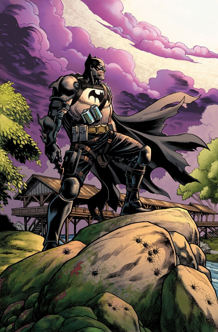 Fortnite Comics Reddit First Look At Batman Fornite Zero Point 2 Batman News