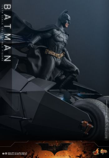 Hot Toys - Batman Begins - Batman and Batmobile - 15
