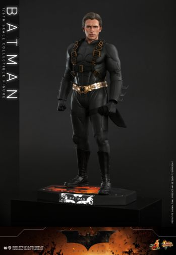 Hot Toys - Batman Begins - Batman and Batmobile - 17