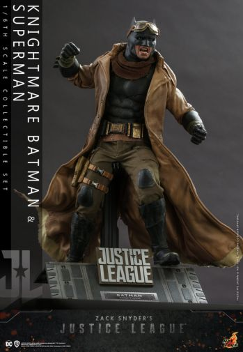 Hot Toys - Zack Snyders Justice League - Two-Pack - 05
